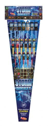 Tűzijáték, petárda rakéták Storm rocket