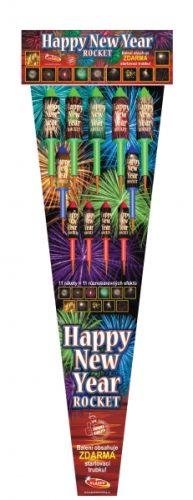 Tűzijáték rakéták a DinamitShoptól: Happy New Year