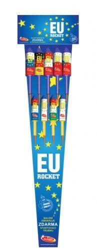 Tűzijáték rakéták a DinamitShoptól: EU rocket