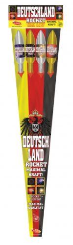 Tűzijáték rakéták a DinamitShoptól: Deutschland rocket