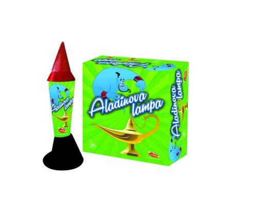Tűzijáték szökőkutak a DinamitShoptól: Aladinova lampa